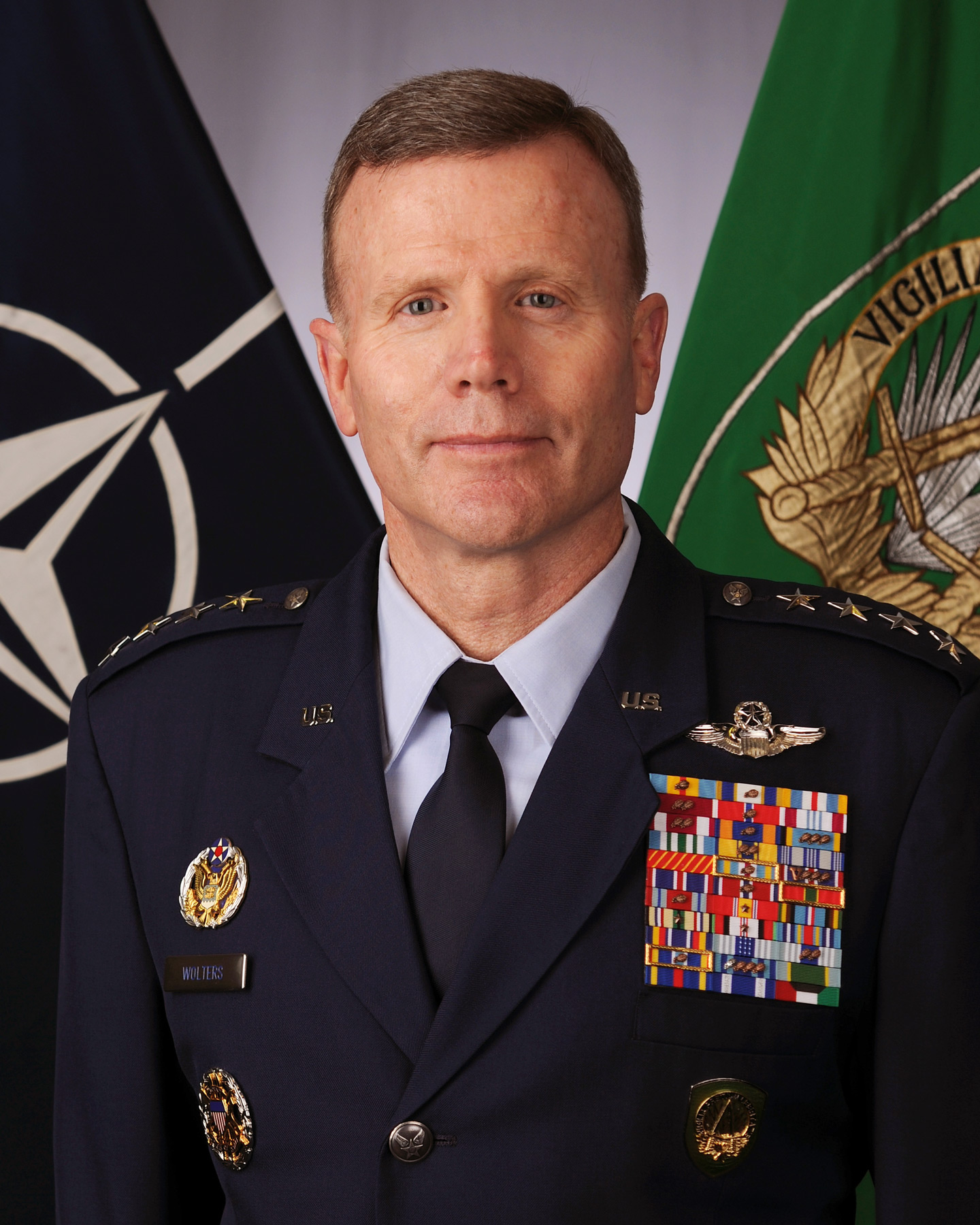 fe2b3dc0e9 General Tod D. Wolters assumed duties as NATO's 19th Supreme Allied  Commander Europe (SACEUR) on May 3, 2019. As SACEUR, he is one of NATO's  two strategic ...