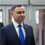 The President of Poland visits SHAPE