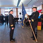Germany Takes Command of Standing NATO Mine Countermeasures Group ONE