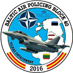 Baltic Air Policing well underway for the Spanish Air Force