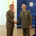 Change of Command at NATO Military Liaison Office