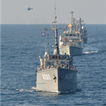 Standing NATO Mine Countermeasures Group 2 wraps up deployment to Black Sea