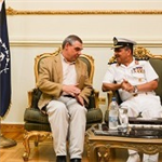 Standing NATO Maritime Group 2 makes port visit to Egypt