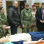 NATO trains Iraqi medical officers in cooperation with Serbia