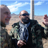 Italian advisors provide the ANDSF with training on location