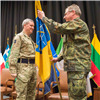Major General Renner assumes command of NCISG