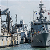 NATO Groups exercise in the Black Sea