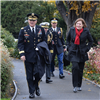 SACEUR observes Armistice Day in France